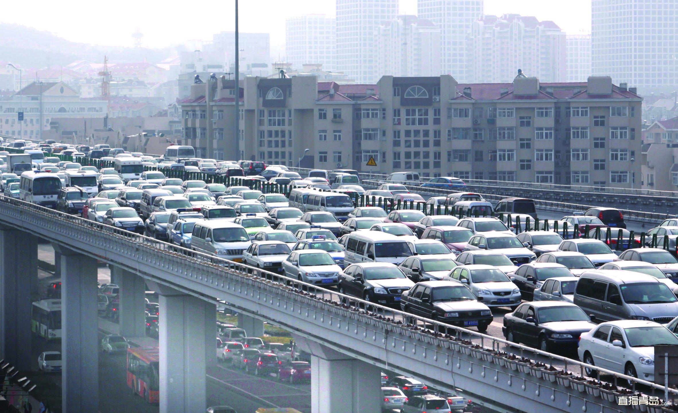 汽车尾气对大气的污染?